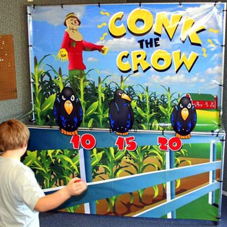 Conk The Crow Game